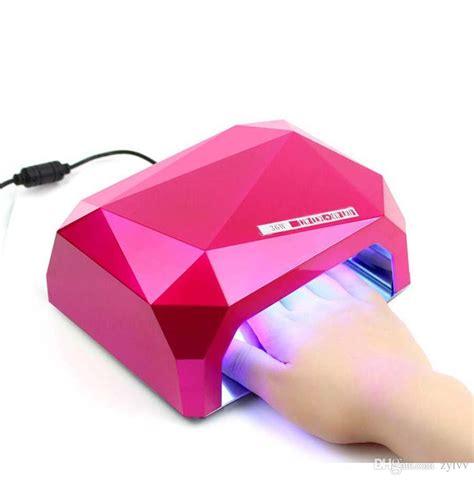 36 w uv l for nails 36w powerful uv l led light nail curing dryer art gel