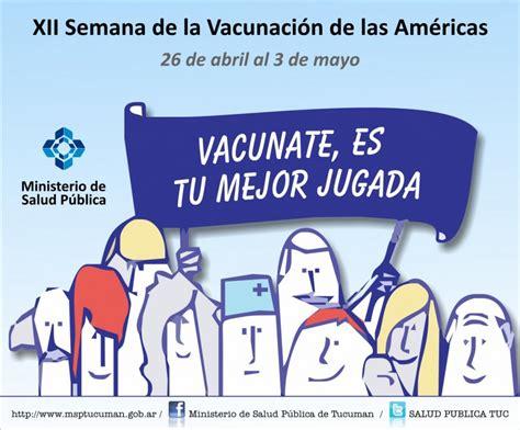 imagenes de la vacunacion en las americas 2016 semana de vacunaci 243 n en las am 233 ricas ministerio de salud