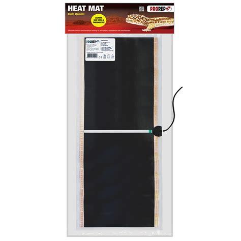 What Is A Heat Mat by Pro Rep Cloth Heat Mat 29 X 11 35w