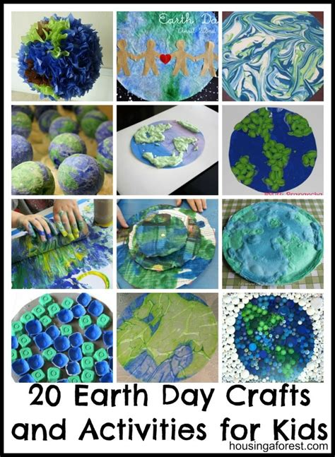 crafts and activities for 9 best images about earth day on earth day