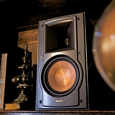 rb 51 ii bookshelf speakers pair klipsch