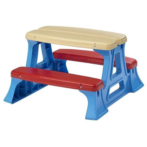 children s plastic picnic table best 25 plastic picnic tables ideas on spray