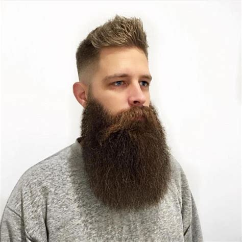 men s look with a long beard for my groom pinterest 1653 best beautiful beards images on pinterest male hair