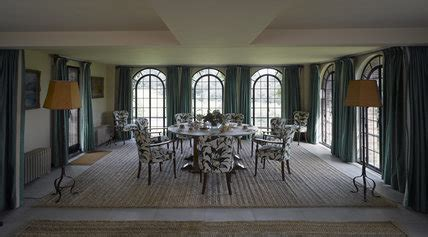 Buy Dining Room Chairs the dining room at chartwell the family home of sir