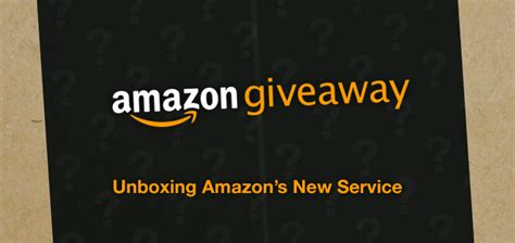 How To Get Giveaways On Amazon - the old reader