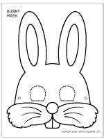 easter mask template s craft cupboard easter crafts for