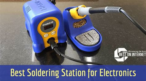 best electronics best soldering station for electronics