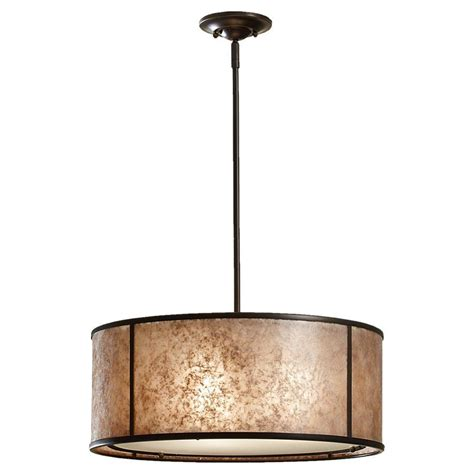 Drum Shade Pendant Light Image May Not Reflect Selected Features