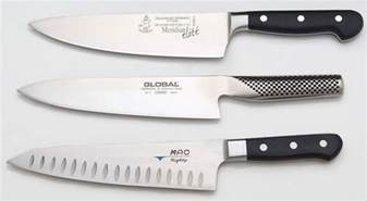 droves these three knives redefine the modern chef knife chefs their preferences and were results