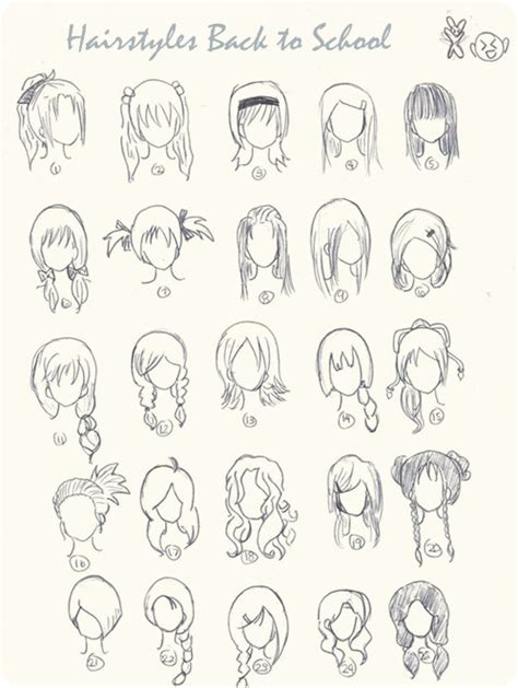 anime hairstyles for school top 9 ombre hairstyles for back to school vpfashion