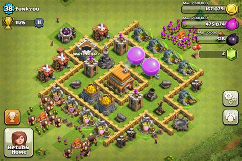 town hall 5 best base hd pic the best and worst of bases clash tactics