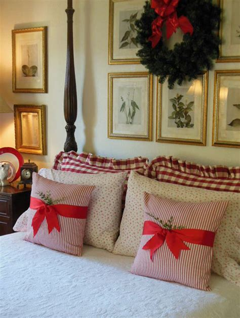 how to decorate a bedroom for christmas 35 mesmerizing christmas bedroom decorating ideas all