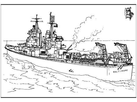 dessin bateau guerre bateau de guerre 15 transport coloriages 224 imprimer