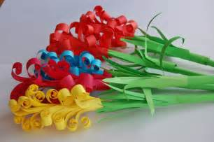 Making Flowers by How To Make A Paper Flowers Youtube