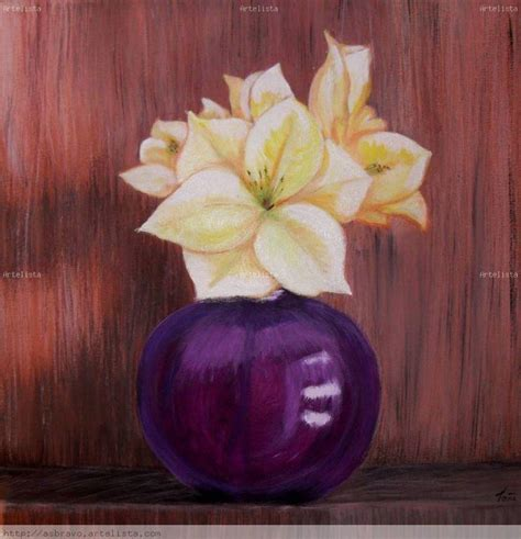 imagenes de rosas en jarrones jarr 243 n con flores to 241 i s 225 nchez bravo artelista com