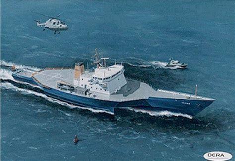 trimaran ship rv triton trimaran research vessel
