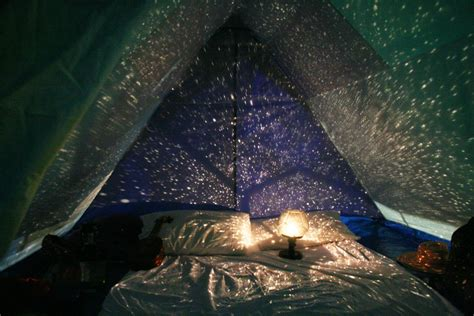 bedroom ceiling star projector kid slumber party ideas fun things to do at a sleepover