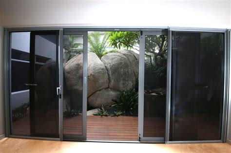 Uncategorized Astonishing Sliding Security Doors Sliding Security Screen For Sliding Glass Door