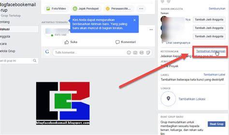 cara membuat artikel mudah panduan cara mudah membuat grup tertutup terbuka di facebook