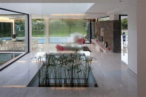 carrara house water feature interior design ideas