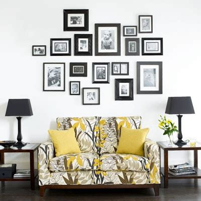 sofa wall art belle maison idea gallery wall decor above the sofa