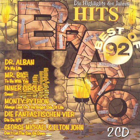 best of 1992 bravo hits best of 92 mp3 buy tracklist
