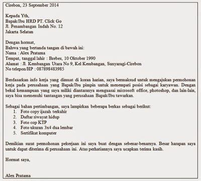 artikel format surat pribadi pengertian jenis jenis surat resmi pribadi ahmad