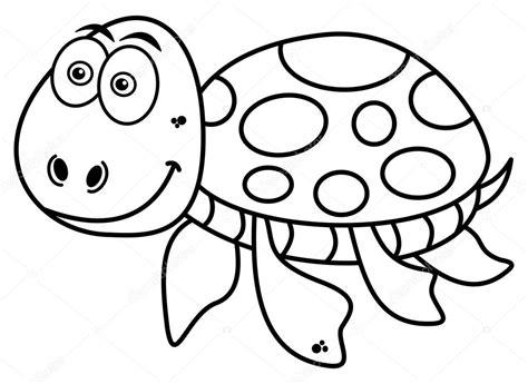 happy turtle coloring page happy turtle coloring stock vector 169 hurgem 78808186