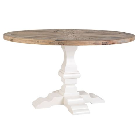 tavolo tondo bianco tavolo tondo bianco shabby mobili etnici provenzali