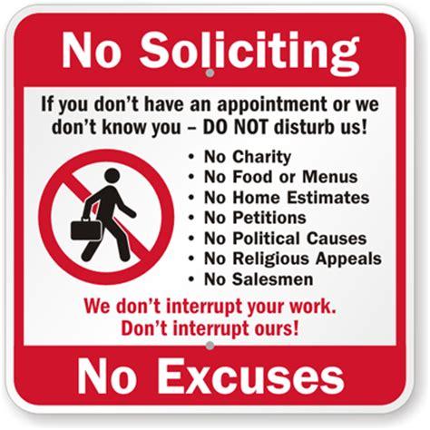 no soliciting sign printable no soliciting no