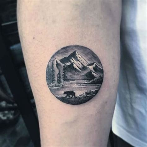 30 epic mountain tattoo ideas feedpuzzle