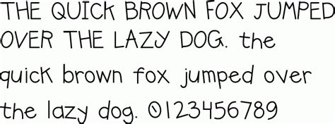 doodle free font image gallery tipsy font