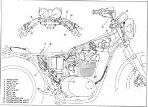 79 xs650 wiring diagram free wiring diagram images
