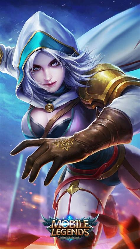 nataliabright claw mobile legends bang bang
