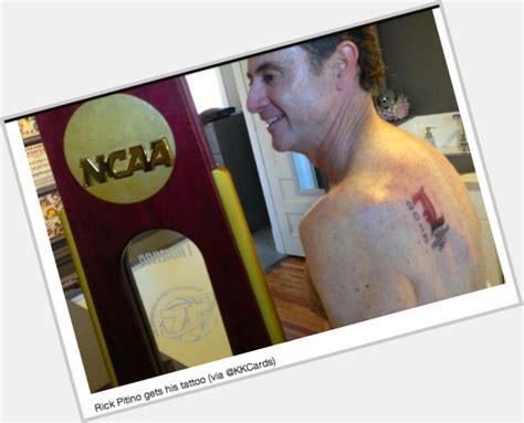 rick pitino tattoo rick pitino official site for crush monday mcm