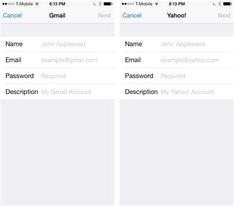 email yahoo vs gmail ios 7 the ultimate mail app guide