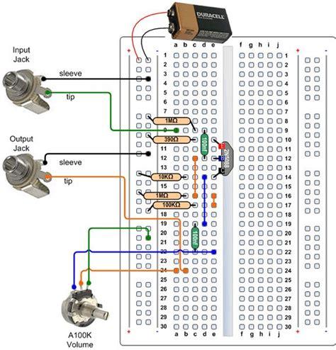 tutorial guitar fx box 2 6 12 best guitar pedal schematics images on pinterest