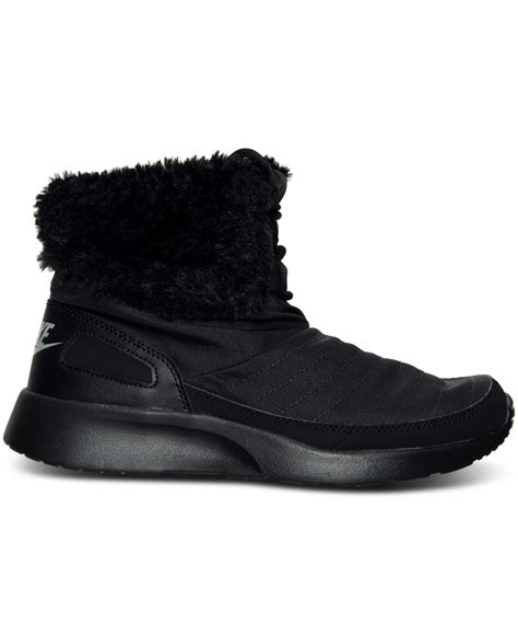 nike winter boots nike s kaishi winter high sneakerboots from finish