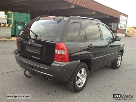 2006 Kia Specs 2006 Kia Sportage Car Photo And Specs