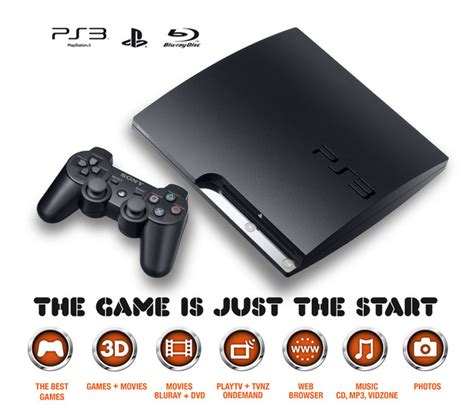 buy playstation 3 console playstation 3 ps3 slim 160gb console ps3 buy now