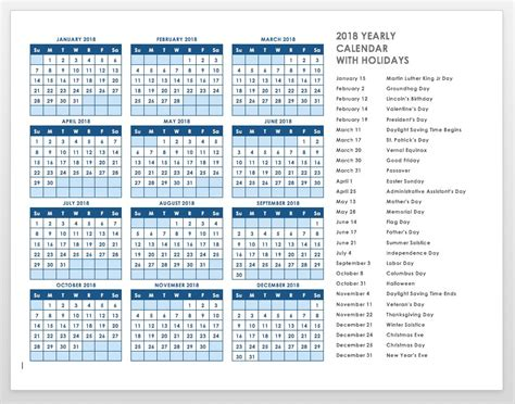 2017 2018 2019 calendar 4 three year printable pdf calendars 3