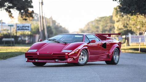 how do i learn about cars 1989 lamborghini countach electronic toll collection 1989 lamborghini countach 25th anniversary 455 hp 5 speed mecum auctions