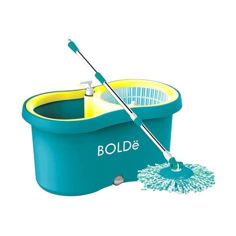 Alat Pel Mop Bolde Aristo jual bolde alat pel supermop type 169x biru harga kualitas terjamin blibli