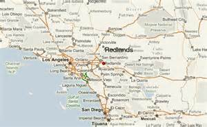 california map redlands redlands location guide