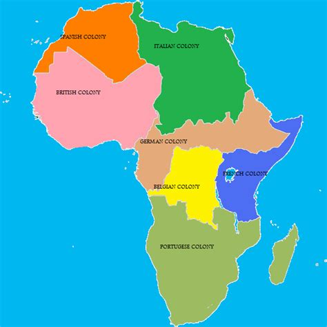 settlers 2 africa map alternate colonization map of africa by gamekiller12 on