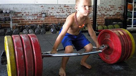 how much should a 14 year old bench teaching a kid to lift t nation