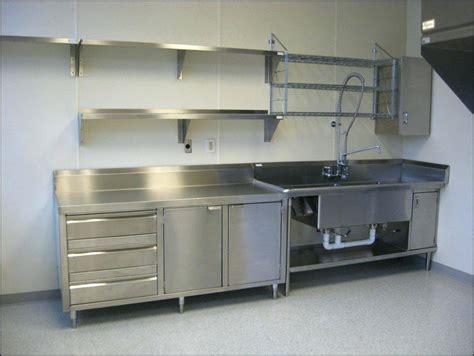 Metal Kitchen Base Cabinets by Kitchen Stainless Steel Kitchen Base Cabinets Stainless