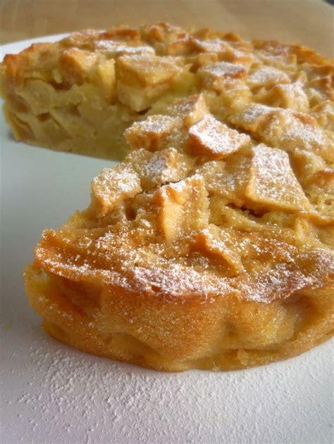 cuisine gateau aux pommes d 233 licieux g 226 teau aux pommes toutes les recettes et