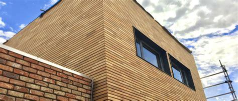 fassade horizontal robinia wood 174 robinienterrasse robinienfassaden