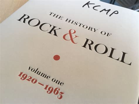 the history of rock roll volume 1 1920 1963 books the current s rock and roll book club ed ward s history